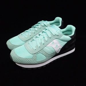 Saucony Light Green Sneakers 8.5 - NIB